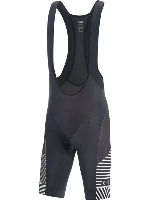GORE WEAR C3 Bib Shorts Men black/white